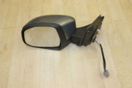 GENUINE FORD MONDEO MK4 PASSENGER LEFT POWER FOLD WING MIRROR THUNDER GREY 07-10